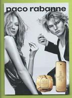 PACO RABANNE * PROMO CARD * - Perfume Cards