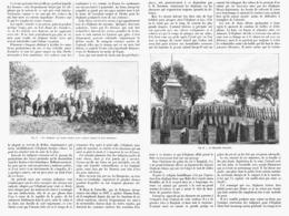 LES ELEPHANTS Au SIAM  Et Au CAMBODGE  1900 - Animaux
