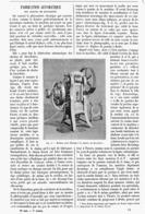 FABRICATION AUTOMATIQUE Des CHAINES De BICYCLETTE   1900 - Transportation