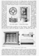 APPLICATIONS Du CHAUFFAGE ELECTRIQUE 1900 - Sciences & Technique