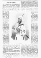 LA FIN Du MADHISME  1900 - Militaria