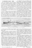 "LE DESTROYER ANGLAIS   "" VIPER ""  1900 - Boats"