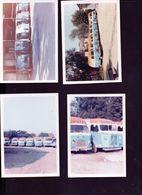8 Photos 1967 Fourgon Citroen Et Autres - Automobiles