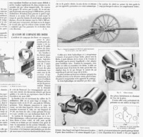 "LE CANON DE CAMPAGNE Des "" BOERS ""  1900 - Militaria"