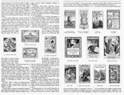 """LA PHILATELIE INCONNUE """" LES TIMBRES 'EXPOSITION """"  1900 - Stamps"""
