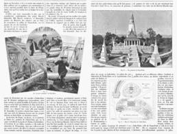 """ EXPOSITION 1900  ""  "" LES POSSESSIONS FRANCAISES Au TROCADERO ( L'INDO-CHINE ) ""   1900 - Paris"