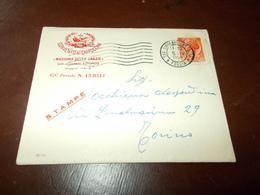 B702  Busta Con Contenuto 10x12cm Convento Cappuccini San Giovanni Rotondo Presenza Alcune Pieghe - 6. 1946-.. Repubblica