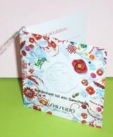 SHISEIDO * WISH LISTE - Perfume Cards
