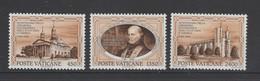 VATICAN  1989  N° 864 / 66   Neuf X X Série Compléte. - Vatican