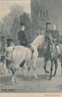 THE MEET , 1904 ; TUCK 2903 - Tuck, Raphael