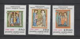 VATICAN  1989  N° 849 / 51  Neuf X X Série Compléte. - Vatican