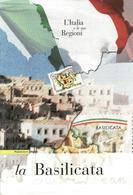 ITALIA - Regioni D'Italia: Basilicata. - 1946-.. République