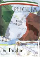 ITALIA - Regioni D'Italia: Puglia. - 6. 1946-.. Republik