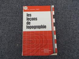 Les Leçons De Topographie - 288/09 - Livres, BD, Revues