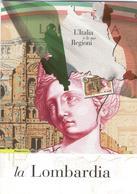 ITALIA - Regioni D'Italia: Lombardia. - 6. 1946-.. Republik