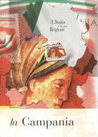 ITALIA - Regioni D'Italia: Campania. - 6. 1946-.. Republik