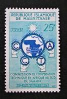 COOPERATION TECHNIQUE 1960 - NEUF * - YT 139 - MI 162 - Mauritania (1960-...)