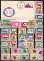 ASIE  ! LETTRE 1er JOUR Et Timbres Anciens De BAHAWALPUR Et AFGHANISTAN Depuis 1950 ! NEUFS - Timbres
