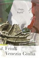 ITALIA - Regioni D'Italia: Friuli Venezia Giulia. - 6. 1946-.. Republik