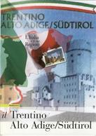 ITALIA - Regioni D'Italia: Trentino Alto Adige. - 6. 1946-.. Republik