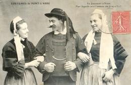 29 - Costumes De Pont L'Abbé - Le Jugement D'yanik - Pont L'Abbe