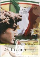 ITALIA - Regioni D'Italia: Toscana. - 6. 1946-.. Republik