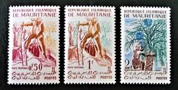 ACTIVITES TRADITIONNELLES & ANIMAUX 1960/61 - NEUFS * - YT 140/53 - Mauritanie (1960-...)