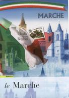 ITALIA - Regioni D'Italia: Marche. - 6. 1946-.. Republik
