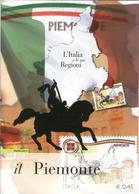 ITALIA - Regioni D'Italia: Piemonte. - 6. 1946-.. Republik
