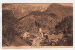 PODBRDO OB BAČI 1921  RAZGLEDNICA POSTCARD - Slovénie