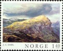 Norway - Norwegian Paintings -1974 - Norvège