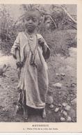 ABYSSINIE/Petite Fille De La Ribu Des Irobs/ Ref:fm869 - Ethiopie