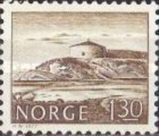 Norway - Buildings -1977 - Norvège