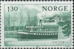 Norway - Motor Boats -1981 - Norvège