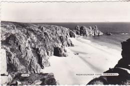 Postcard - Pednvounder Cove, Cornwall - Card No. 2018 - VG - Cartes Postales