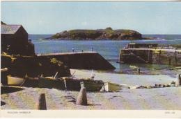 Postcard - Mullion Harbour - Card No. KMU 109 - VG - Cartes Postales