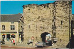 Postcard - Bond Gate, Alnwick - Card No. PLX22163 - VG - Cartes Postales