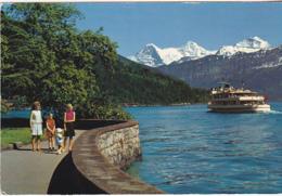 Postcard - Oberhofen, Eiger, Monch, Jungfrau - Card No.32926 - VG - Cartes Postales
