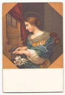 DIE HEILIGE CACILIE - Peintures & Tableaux