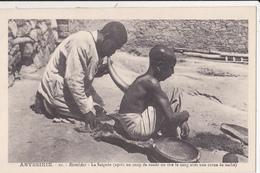 ABYSSINIE/Remèdes: La Saignée.../ Réf:fm872 - Ethiopie