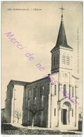 30. CARNAS . L'église . - France