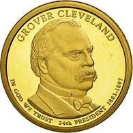 Monnaie, États-Unis, Dollar, 2012, U.S. Mint, Grover Cleveland, SPL - Emissioni Federali