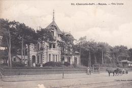 """CPA  ROYAN  17 : Villa  """" URANIE """"   Cliché """" BRAUN """" - Royan"""