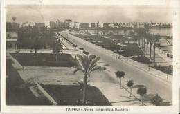 TRIPOLI NUOVA PASSEGGIATA BADOGLIO -FP - Libia