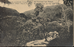 GEA RUANDA URUNDI PPS 1918 ISSUE STIBBE 11 VIEW 29 CTO - Entiers Postaux