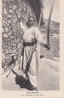 ABYSSINIE/ Guerrier Prêt à La Lutte/ Réf:fm875 - Ethiopie