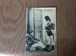 Armée Belge Grenadier Tenue D'été - Guerre 1914-18