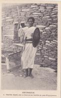 ABYSSINIE/ Guerrier Abyssin .../ Réf:fm:878 - Ethiopie