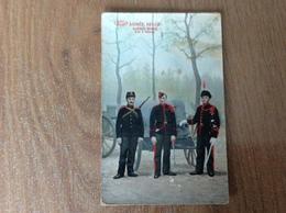 Armée Belge Artillerie Montée - Guerre 1914-18