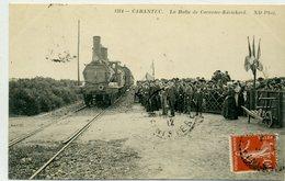 29 - CARENTEC - La Halte De Carentec Kérichard - Train , Gare - - Carantec
